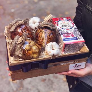 "Gift Box ""Mic dejun Englezesc"""