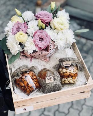 Sweet Honey: Nut Mix