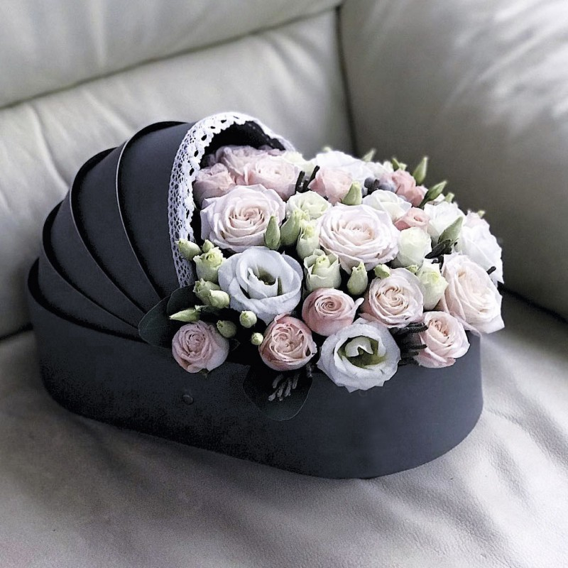 Flowers in lullaby photo