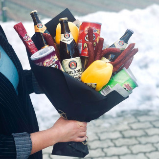 beer bouquet image