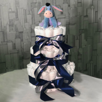 Diaper Cake for Boys