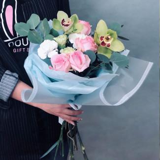 """Bouquet """"Pink Valentine"""""""