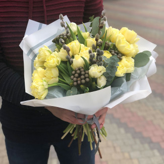 """Bouquet """"Limoncello"""""""
