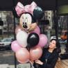 Baloan Minnie Mouse fotografie