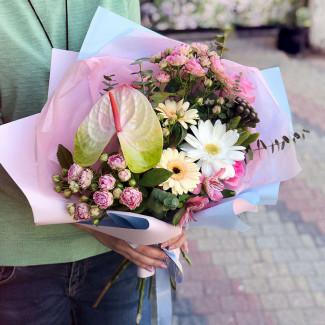 """Bouquet """"Candy Cane"""""""