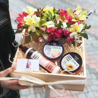 SPA Box: Organic Shop