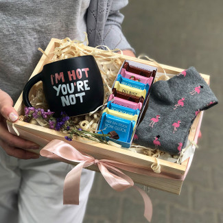 "Gift Box ""I am Hot"""