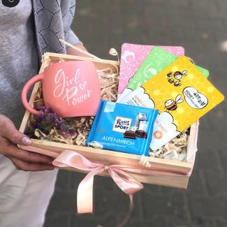 """Gift Box """"Girl Power"""""""