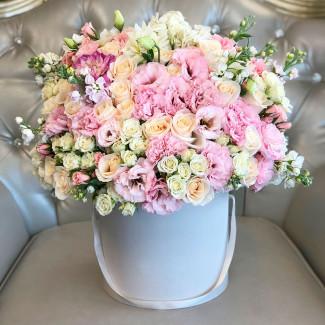 """Цветы в Коробке """"Летняя..."""