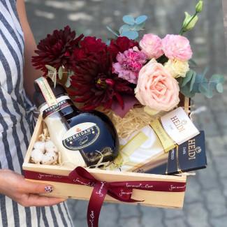 """Gift Box """"Negru & Alb"""""""