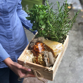 "Gift Box ""Provence"""