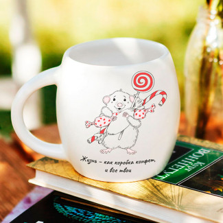 "Mug ""Mouse Sweet Tooth"""