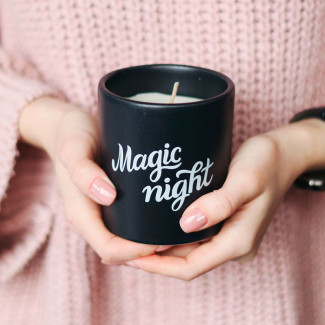 "Aroma Candle ""Magic Night"""