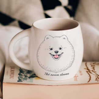"Mug ""Cloud Dog"""