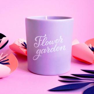 "Perfumed Сandle ""Flower..."
