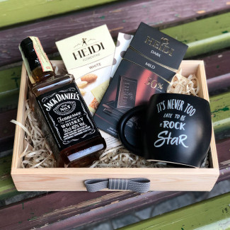 "Gift Box ""Rock Star"""
